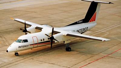 D-BIRT - Bombardier Dash 8-106 - Interot Airways
