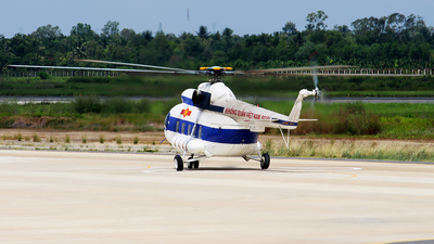 92101 - Mil Mi-8 Hip - Vietnam - Air Force