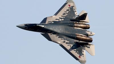 051 - Sukhoi T-50 - Sukhoi Design Bureau
