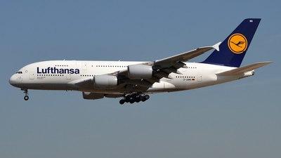 D-AIMN - Airbus A380-841 - Lufthansa
