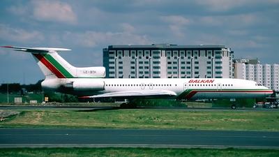 LZ-BTH - Tupolev Tu-154M - Balkan Bulgarian Airlines