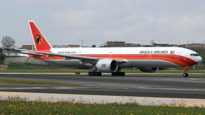 D2-TEG - Boeing 777-3M2ER - TAAG Linhas Aéreas de Angola