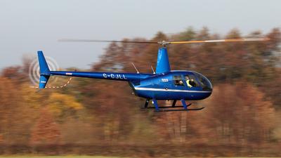 G-CJLL - Robinson R44 Raven II - Private