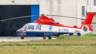 B-7106 - Aérospatiale SA 365N Dauphin 2 - Citic Offshore Helicopter Co. Ltd