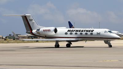 N151SD - Gulfstream G-IV(SP) - Private