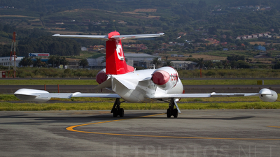 C-GIWO - Gates Learjet 35A - Private