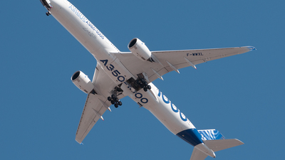 F-WWXL - Airbus A350-1041 - Airbus Industrie
