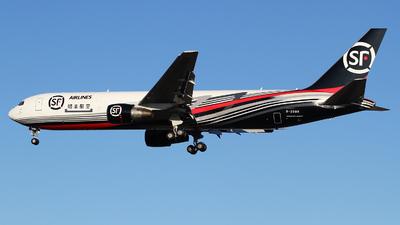 B-208R - Boeing 767-36D(ER)(BCF) - SF Airlines