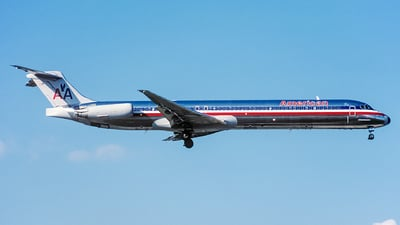 N471AA - McDonnell Douglas MD-82 - American Airlines