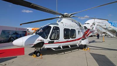 A6-FHG - Agusta-Westland AW-169 - Falcon Aviation Services