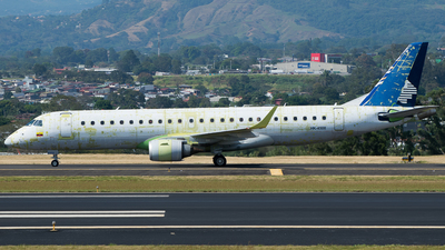 HK-4508 - Embraer 190-100LR - Copa Airlines Colombia