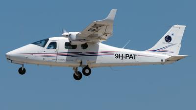 9H-PAT - Tecnam P2006T - Malta School of Flying