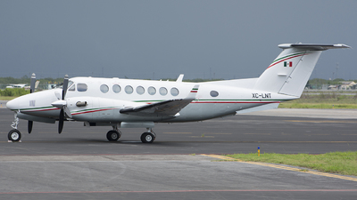 XC-LNT - Beechcraft B300 King Air 350i - Mexico - Police