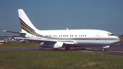 VP-CHK - Boeing 737-2S9(Adv) - Private