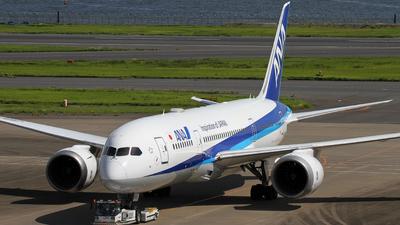 JA809A - Boeing 787-8 Dreamliner - All Nippon Airways (ANA)