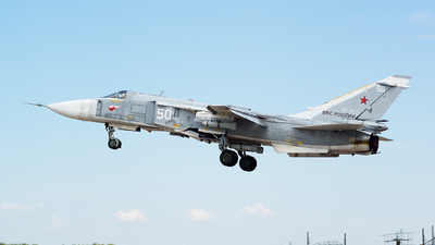 RF-90772 - Sukhoi Su-24M Fencer - Russia - Air Force