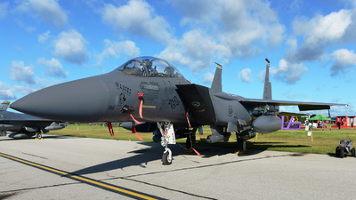 92-0366 - Boeing F-15E Strike Eagle - United States - US Air Force (USAF)