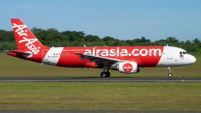 A picture of RPC8979 - Airbus A320214 - AirAsia - © Gerard Belvis