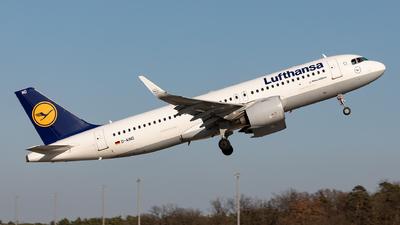 A picture of DAIND - Airbus A320271N - Lufthansa - © Sebastian Sowa