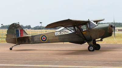 G-ANRP - Auster 5 - Private