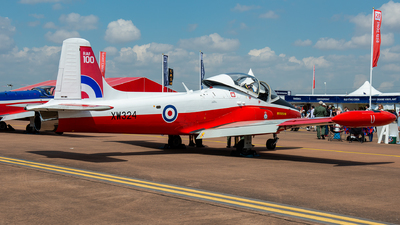 G-BWSG - Hunting Percival Jet Provost T.5A - Private