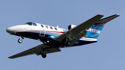 N156ML - Cessna 525 Citationjet CJ1 - ATP Flight School