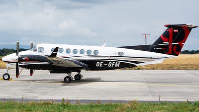 OE-GFM - Beechcraft B300 King Air 350 - Airlink