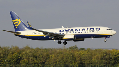 A picture of EIEFY - Boeing 7378AS - Ryanair - © Seres23