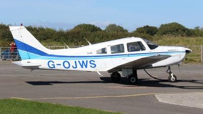 A picture of GOJWS - Piper PA28161 - [287816415] - © ian simpson