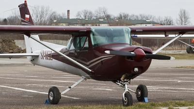 SP-KGZ - Cessna 152 - Aero Club - Ziemi Piotrkowskiej