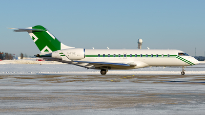 M-FINE - Bombardier BD-700-1A11 Global 5000 - Private