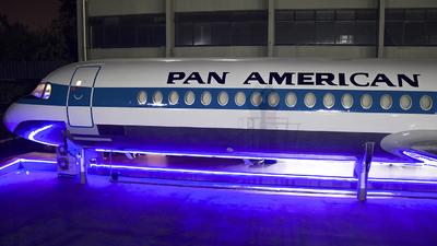 PR-OAF - Fokker 100 - Pan American Airways
