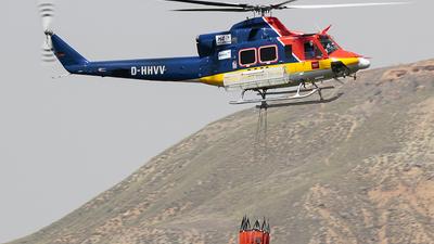 D-HHVV - Bell 412HP - HeliBravo