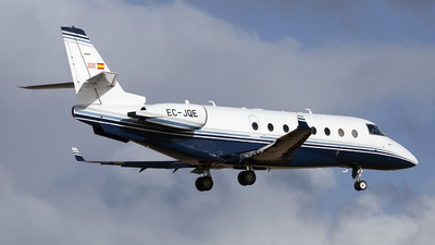 EC-JQE - Gulfstream G200 - Executive Airlines