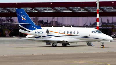 A picture of FHATV - Cessna 680A Citation Latitude -  - © Dutch