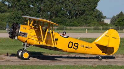 N44963 - Naval Aircraft Factory N3N-3 Yellow Peril - Private