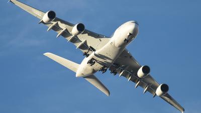 F-HPJA - Airbus A380-861 - Air France