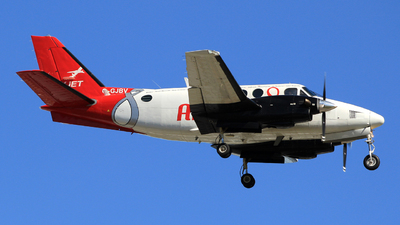 C-GJBV - Beechcraft A100 King Air - Skyjet