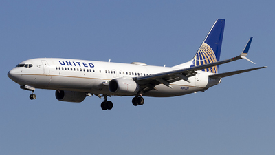 N86534 - Boeing 737-824 - United Airlines