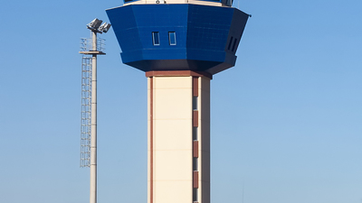 LTAZ - Airport - Control Tower