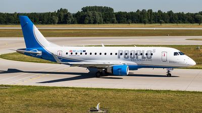 OE-LTK - Embraer 170-100LR - People's Viennaline