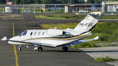 A picture of PRFRC - Cessna 525 Citation M2 - [5250841] - © Thiago Almeida Denz