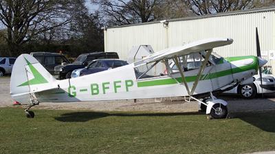 G-BFFP - Piper PA-18-150M Super Cub - East Sussex Gliding Club
