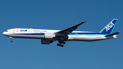 JA794A - Boeing 777-381ER - All Nippon Airways (ANA)
