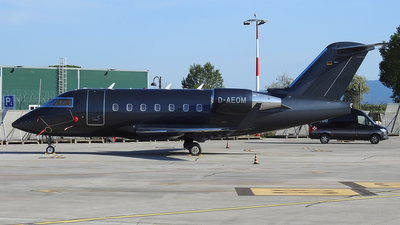 D-AEOM - Bombardier CL-600-2B16 Challenger 604 - MHS Aviation