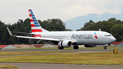 N843NN - Boeing 737-823 - American Airlines