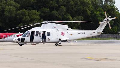 9M-HLP - Sikorsky S-76C++ - Hevilift