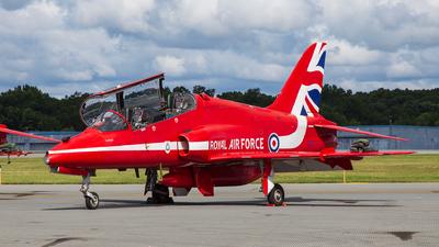 XX177 - British Aerospace Hawk T.1A - United Kingdom - Royal Air Force (RAF)