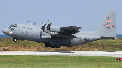 89-9105 - Lockheed C-130H Hercules - United States - US Air Force (USAF)