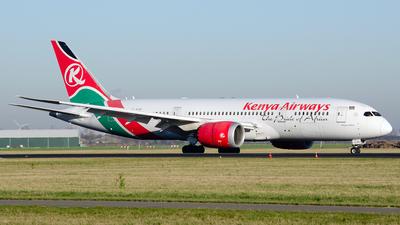 5Y-KZC - Boeing 787-8 Dreamliner - Kenya Airways